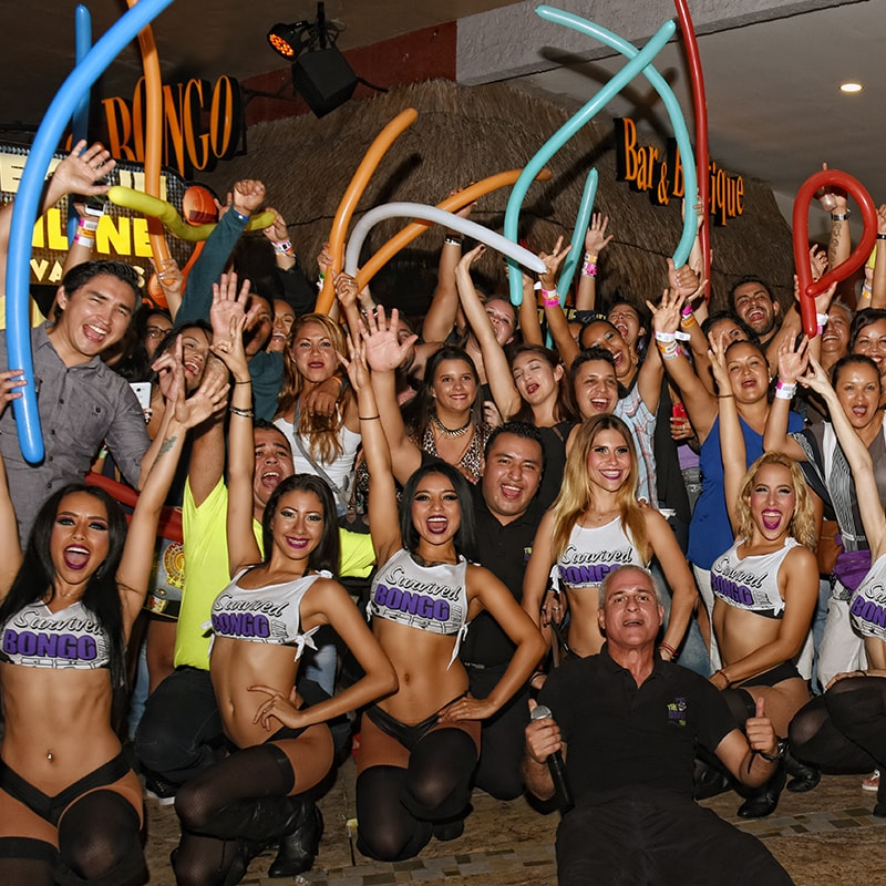 Coco Bongo photo gallery